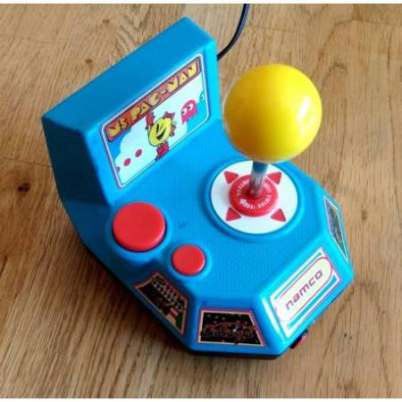 Namco Plug & Play TV Games - Ms. Pacman - 5 Games in 1