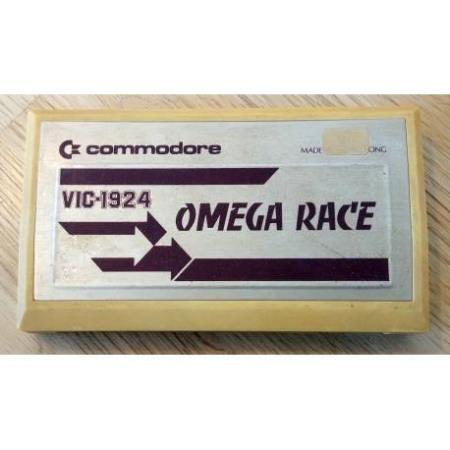 VIC-1924 - Omega Race - Commodore VIC-20
