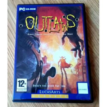 Outlaws - First Person Shooter in the Old West - PC