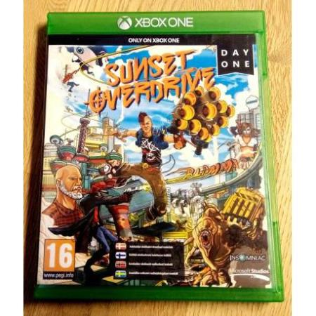 Sunset Overdrive (Insomniac Games) - Xbox One