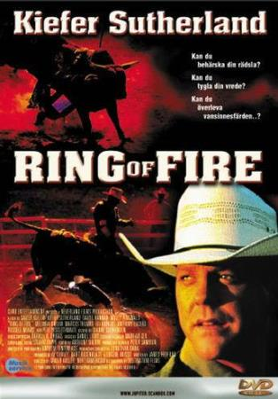 RING OF FIRE (2000) (KIEFER SUTHERLAND) (DVD)