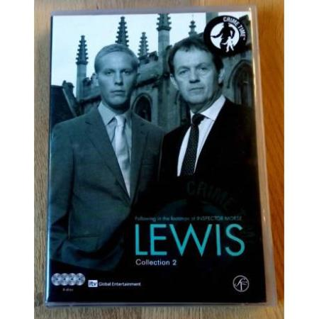 Lewis - Collection 2 - DVD