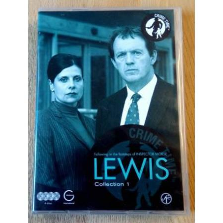 Lewis - Collection 1 - DVD