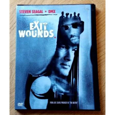 Exit Wounds - DVD - NTSC