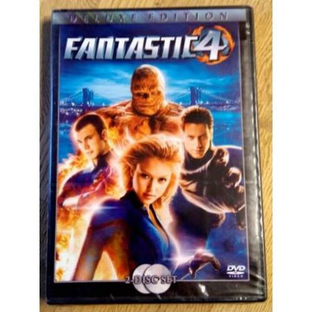 Fantastic 4 - Deluxe Edition - DVD