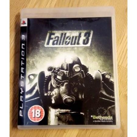Fallout 3 (Bethesda Softworks) - Playstation 3