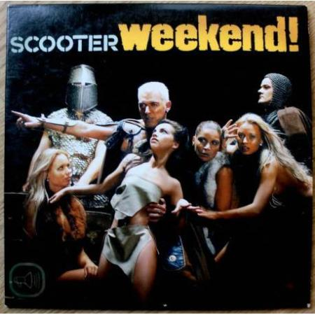 Scooter - Weekend! - CD