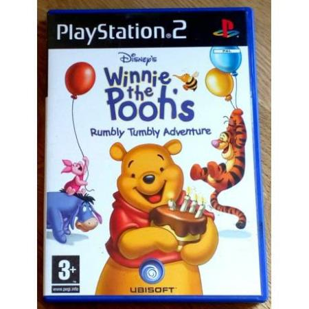 Winnie the Poohs Rumbly Tumbly Adventure - Playstation 2