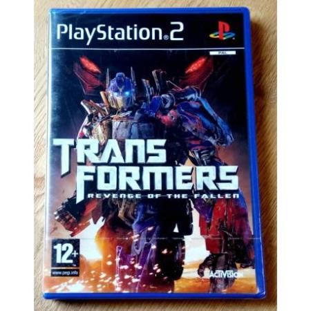 Transformers - Revenge of the Fallen (Activision) - PS2