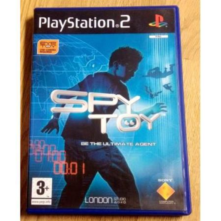 SpyToy - Be the Ultimate Agent (London Studio) - PS2