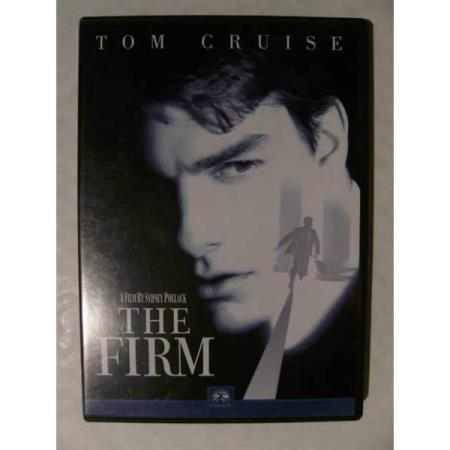 THE FIRM (1993) (TOM CRUISE) (THRILLER) (DVD)
