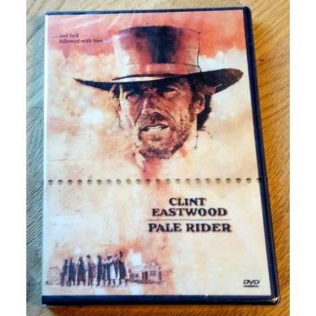 PALE RIDER (1985) (CLINT EASTWOOD) (WESTERN) (DVD)