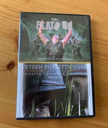 PLATOON & THE THIN RED LINE (1986/1998) (2 DISC) (DVD)