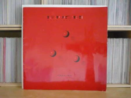 RUSH Hold Your Fire 1987-88 1987 US tour-book