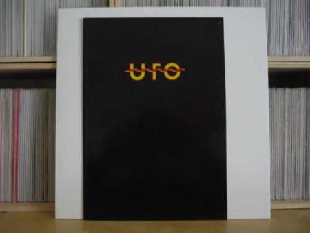 UFO The Wild, The Willing & The Innocent tour-book