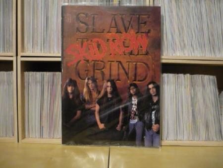 SKID ROW Slave To The Grind 1991 Japan tour-book