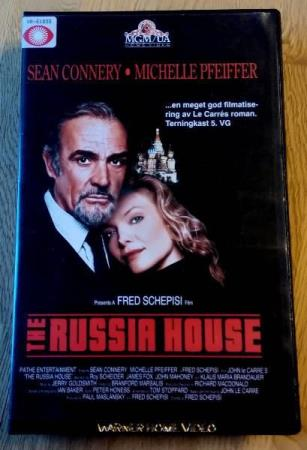 The Russia House - VHS