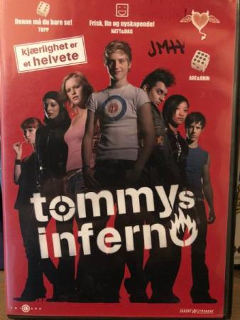TOMMYS INFERNO (2005) (COMEDY) (DVD)