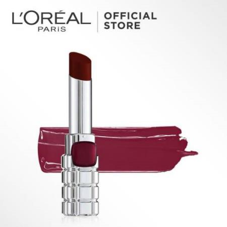 LOREAL COLOR RICHE SHINE ON 907 BURGUNDY CRAZE LEPPESTIFT