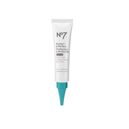 BOOTS No7 PROTECT & PERFECT ADVANCED WHITENING EYE CREAM