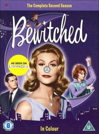 BEWITCHED - SESONG 2 (1965) (5 DISC) (DVD) (UTGÅTT)