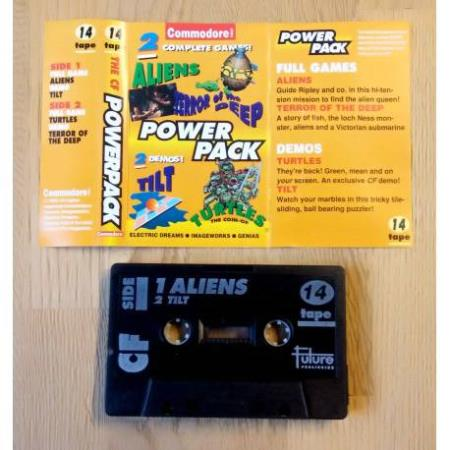Commodore Format: Power Pack Nr. 14 - Commodore 64