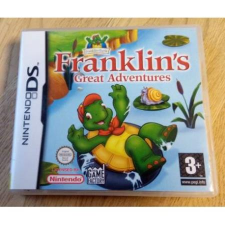 Franklins Great Adventures (The Game Factory) - Nintendo DS