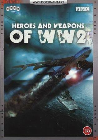 HEROES AND WEAPONS OF WW2 (1996) (DOCUMENTARY) (4 DISC)(DVD)