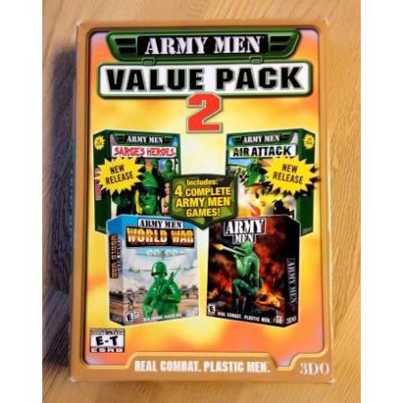 Army Men - Value Pack 2 - PC