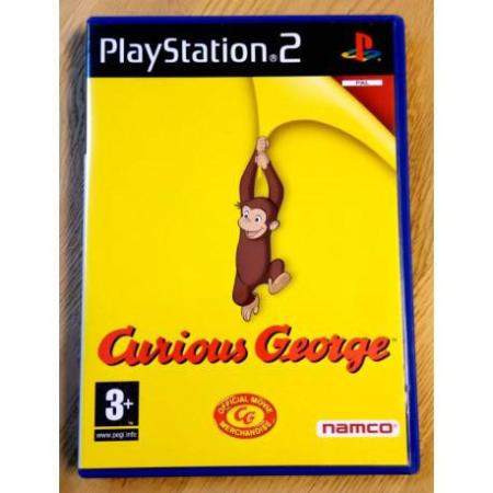 Curious George (Namco) - Playstation 2