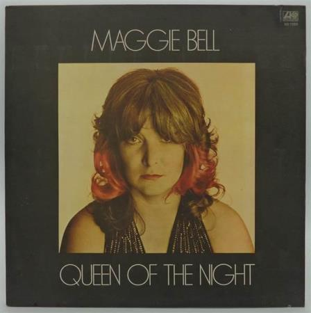 MAGGIE BELL Queen Of The Night 1974 US LP