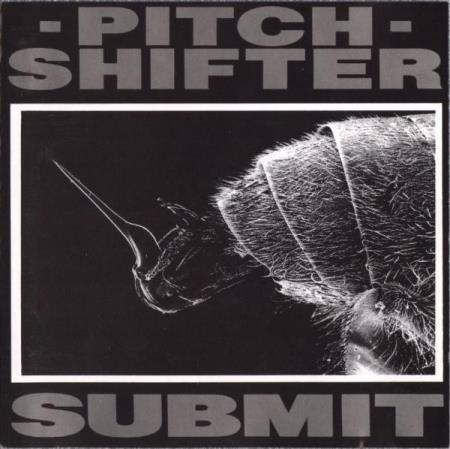 Pitch Shifter - Submit - CD