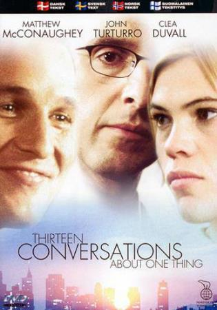 THIRTEEN CONVERATIONS ABOUT ONE THING (2001) (DRAMA) (DVD)