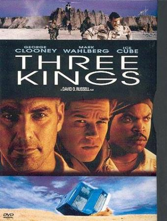 THREE KINGS (1999) (ACTION) (DVD)
