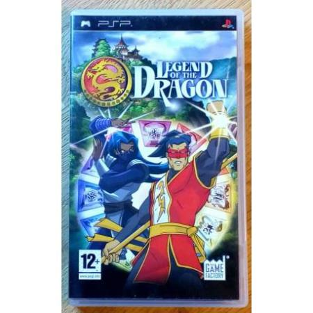 Legend of the Dragon (The Game Factory) - Sony PSP