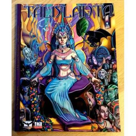 Talislanta - The Weight of Water - Rollespill - RPG