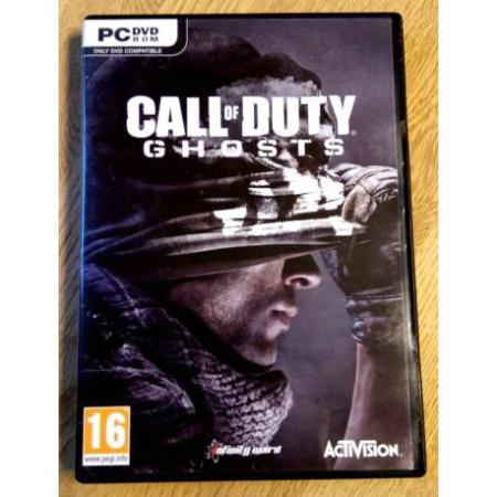 Call of Duty: Ghosts (Activision) - PC