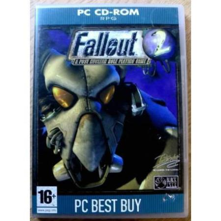 Fallout 2: A Post Nuclear Role Playing Game (Interplay) - PC