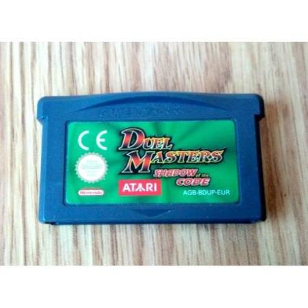 Duel Masters - Shadow of the Code (Atari) - GameBoy Advance