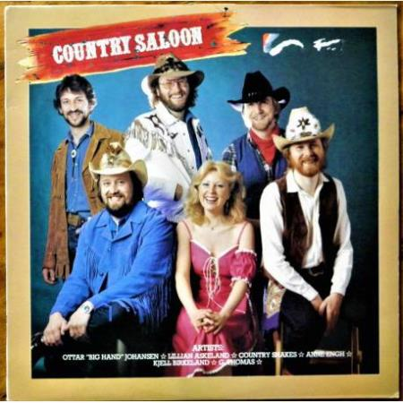Country Saloon - LP