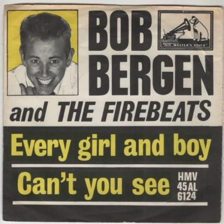 Bob Bergen and Firebeats/Every girl and boy - norsk