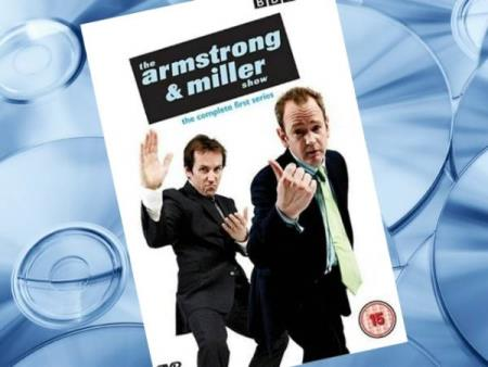 THE ARMSTRONG & MILLER SHOW - FIRST SERIES (DVD)