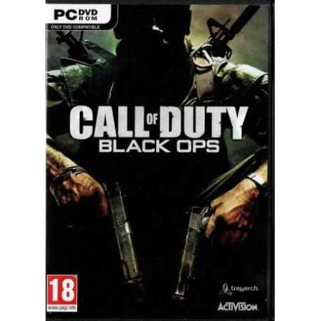 Call of Duty Black Ops (Activision) - PC