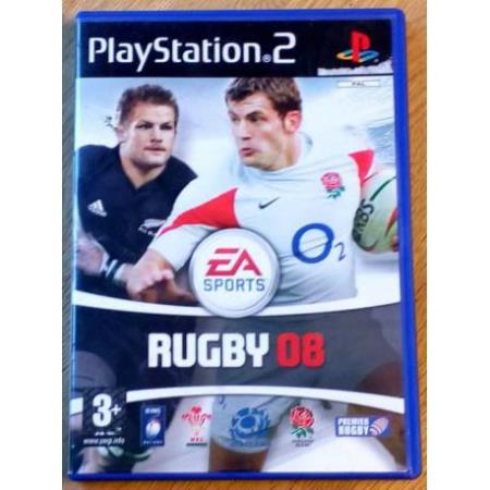 Rugby 08 (EA Sports) - Playstation 2