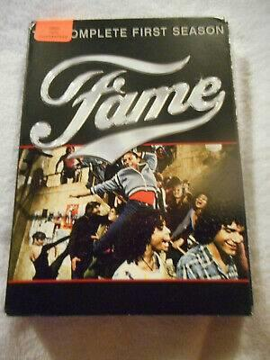 FAME - THE COMPLETE FIRST SEASON (4 DISC) (DVD)