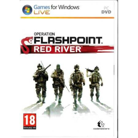 Operation Flashpoint - Red River (Codemasters) - PC