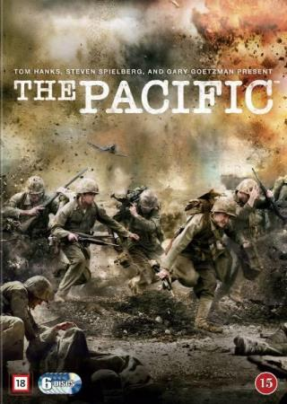 THE PACIFIC (2010) (DVD)