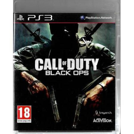 Call of Duty - Black Ops (Activision) - Playstation 3