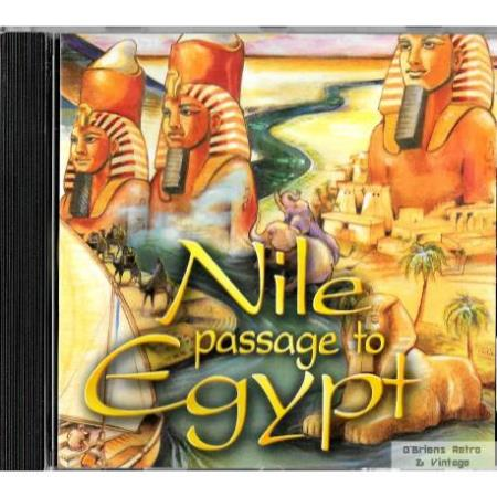 Nile - Passage to Egypt (Discovery Channel) - PC CD-ROM
