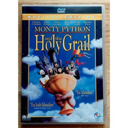 Monty Python and the Holy Grail - Special Edition - DVD